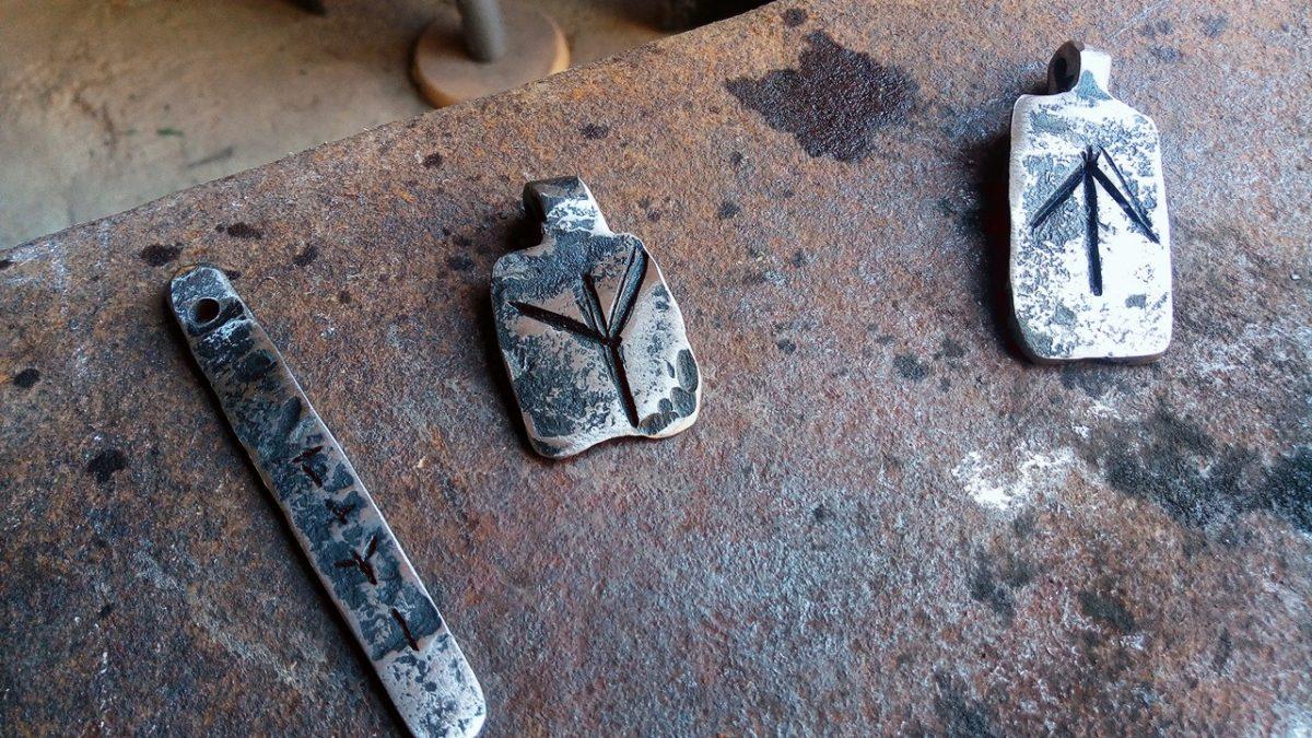 Petit bijoux à la forge